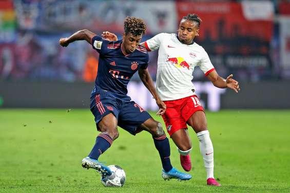 Le Bayern Munich lâche deux points à Leipzig