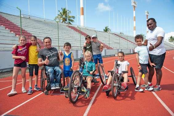 L'athlétisme se met à la portée des jeunes le temps d'une matinée