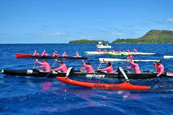 Un marathon nautique malgré la mucoviscidose