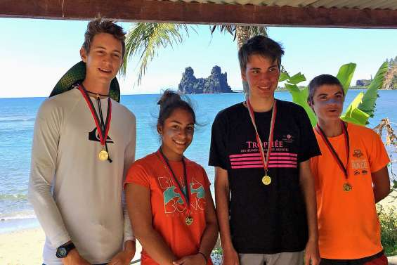 Michel-Rocard remporte le Trophée des jeunes marins