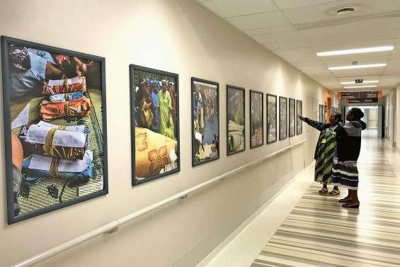 Patrimoine : l'exposition « Ma tribu » au Médipôle