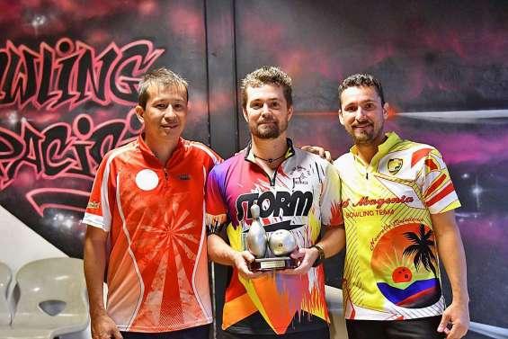 Impérial en finale, David Guinard gagne le Classic bowling