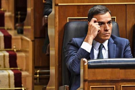 Les Espagnols de nouveau sans gouvernement