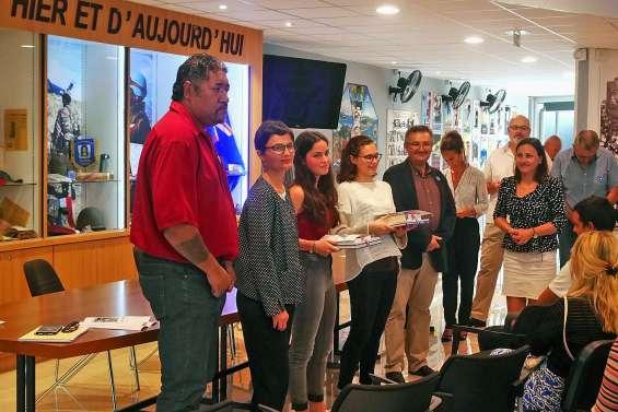 Concours national de la Résistance, des élèves du Lap récompensés