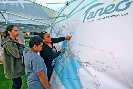 Le réseau Tanéo va à la rencontre  des usagers avant son lancement