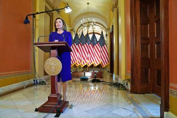 Les démocrates lancent une procédure de destitution contre Trump