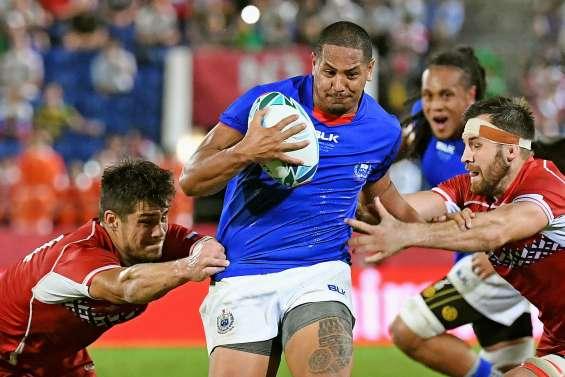 Les Samoans ont fini par faire plier les Russes