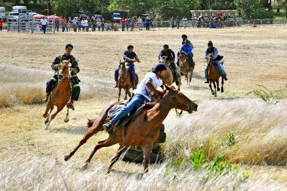 Les cavaliers feront le spectacle aux 4es Jeux équestres