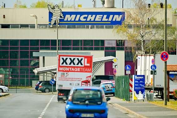 Michelin dégraisse face à la concurrence asiatique