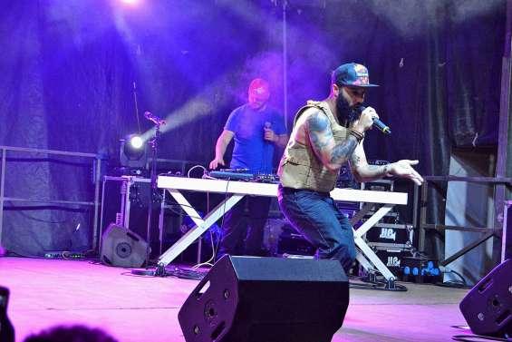 Les rappeurs du pays font le show à la troisième édition du Hip-hop Live