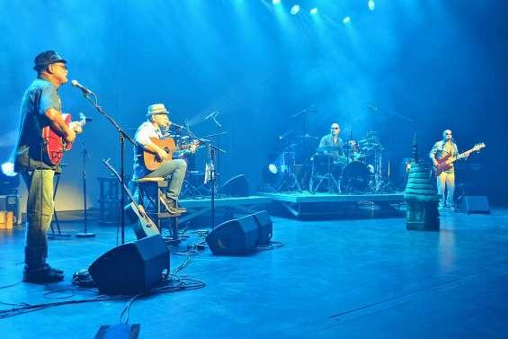 Plus de 300 spectateurs au concert de Kaori au centre culturel