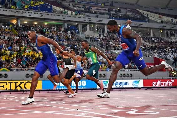 Christian Coleman est le nouveau roi du 100 m