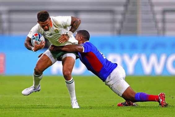 Les Springboks lancent enfin leur Mondial