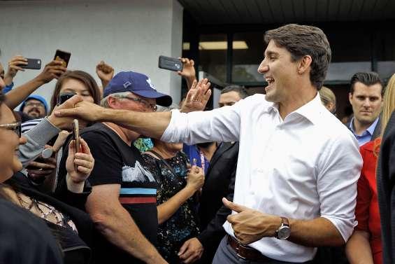 Justin Trudeau prêt à taxer les géants du Web