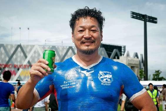 Hiroshi Moriyama, un fan haut en couleur
