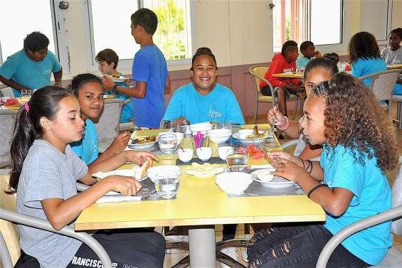 Les petits-déjeuners équilibrés des élèves de 6e