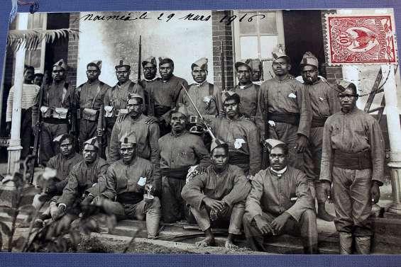 Quand les soldats d'Ouvéa s'évadaient des tranchées