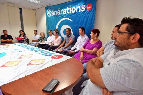 Le comité local Générations Dumbéa se présente