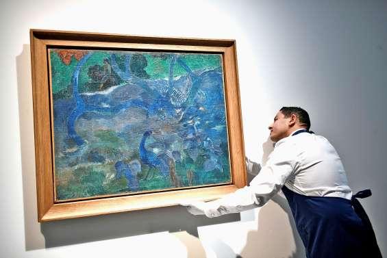 Un Gauguin période tahitienne aux enchères