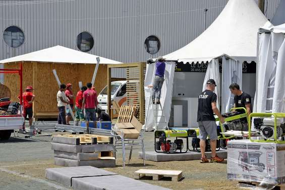 Le salon Bât Expo ouvre ses portes ce matin