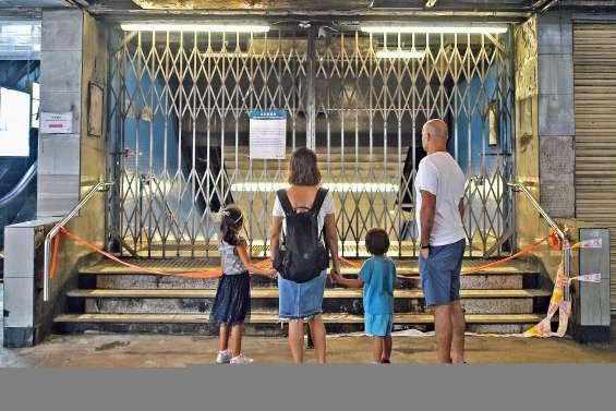Hong Kong : les stations de métro fermées, nouvelle manifestation en vue