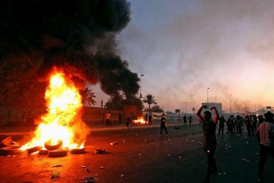 Près de 100 morts en cinq jours, l'ONU appelle à la fin des violences