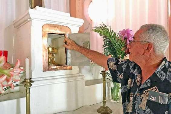 Profanée, l'église du Sacré-Cœur reste fermée jusqu'à dimanche
