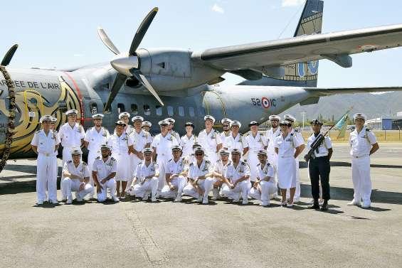 L'escadrille de reconnaissance outre-mer 80 a fêté ses 70 ans