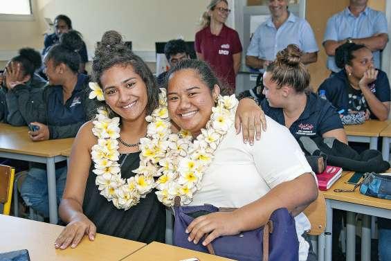 De Tahiti à Nouméa, les étudiants de BTS croisent leurs expériences