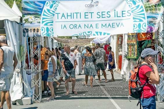 Tahiti, reine de la Foire du Paficifique
