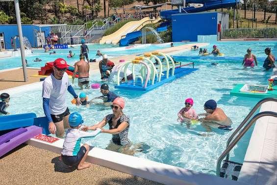 Près de 600 personnes ont profité du Centre aquatique, samedi