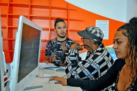 « Nous sommes là pour lutter contre la fracture numérique »