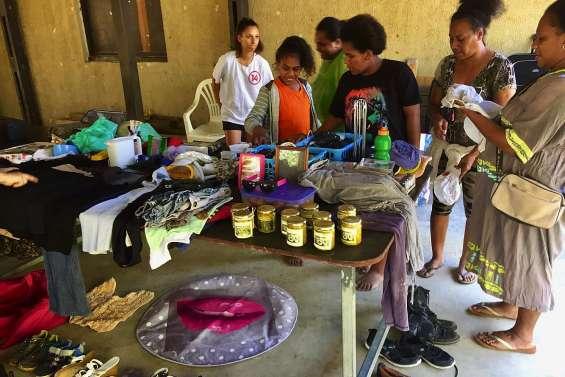 Beau succès pour le vide-greniers de Poindah