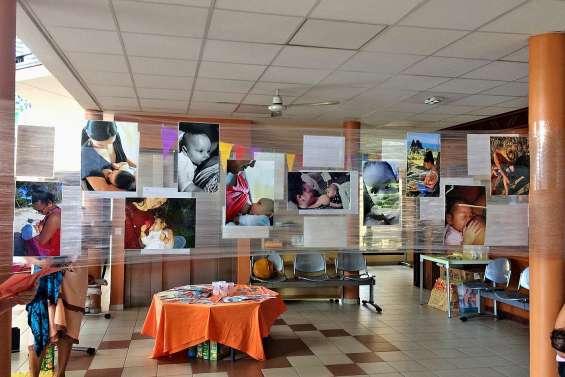 Un concours photo pour promouvoir l'allaitement