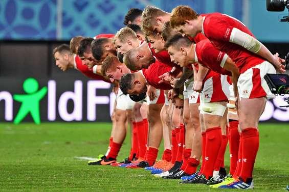 Les Gallois attendent l'équipe de France