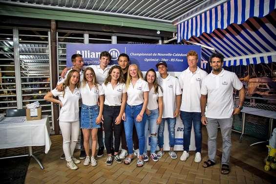 L'Allianz Championship débute ce matin en baie de Sainte-Marie