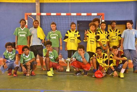 Tournoi de futsal entre élèves des Segpa