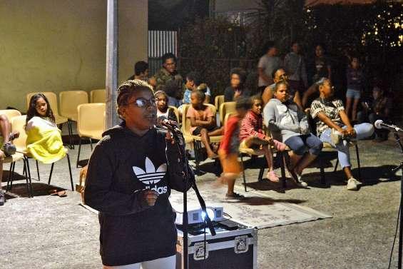 Les chanteurs en herbe de Jacarandas ont donné de la voix