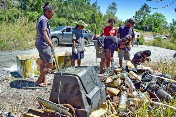 « En Nouvelle-Calédonie, il n'est pas trop tard pour gérer vos déchets »