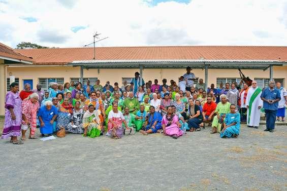 Les catéchètes du territoire réunis pour la Fête de la foi