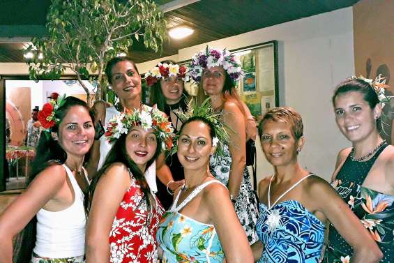Iaora Tahiti a fait danser le public jusqu'au bout de la nuit