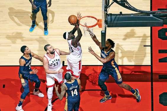 La NBA a repris par des duels accrochés