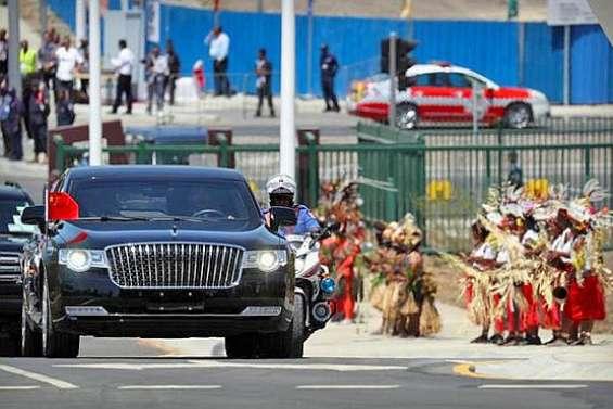 Le Premier ministre papou roulera en Bentley