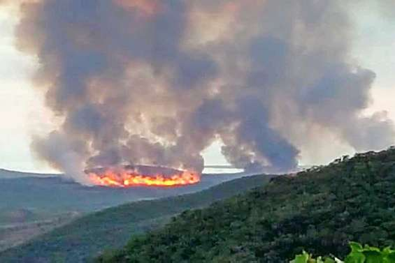 Plus de 500 hectares dévastés à Moindou