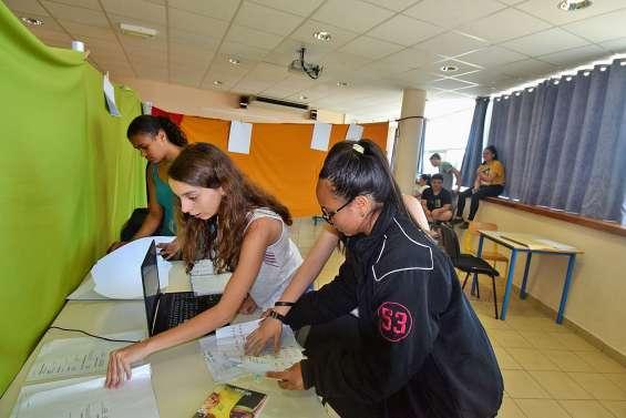 Une semaine sous le signe du numérique au lycée Ukeïwe