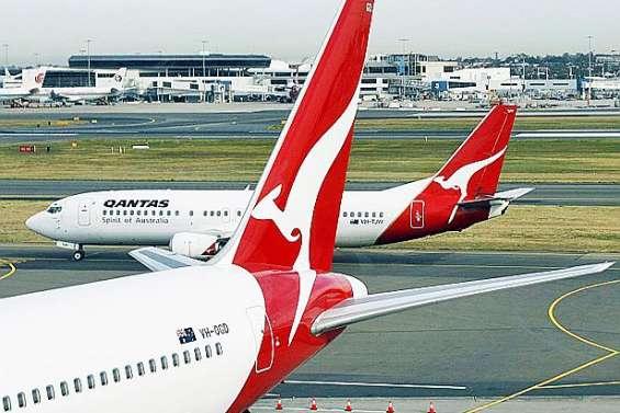 Qantas immobilise des Boeing 737 NG présentant des fissures structurelles