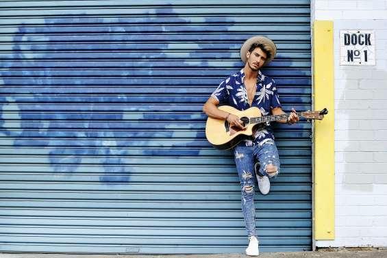 Flo Chase, un chanteur calédonien à Los Angeles