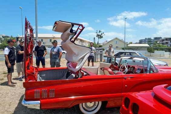 Le patrimoine automobile calédonien fait toujours rêver