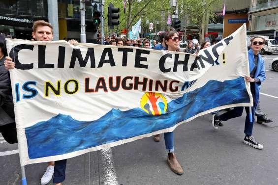 L'Australie veut sévir contre les écologistes radicaux au discours « apocalyptique »