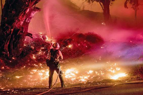 Incendies : Donald Trump menace la Californie